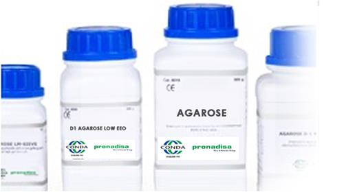 Agarose D1 LE (Low EEO) standard, high electrophoresis mobility (500 g)